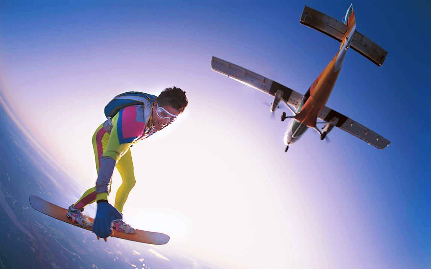 Chasing the Lineage of Extreme Sports