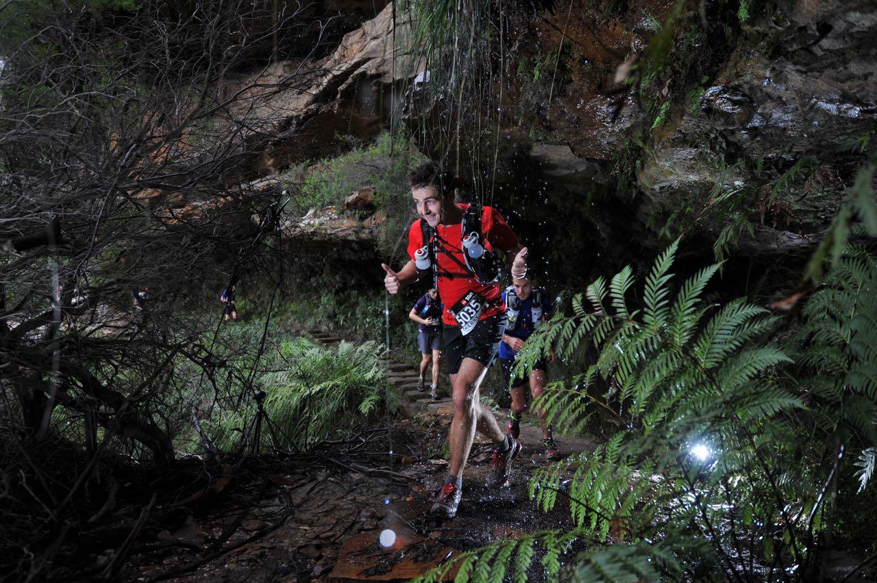 The North Face 100 ultramarathon 2015