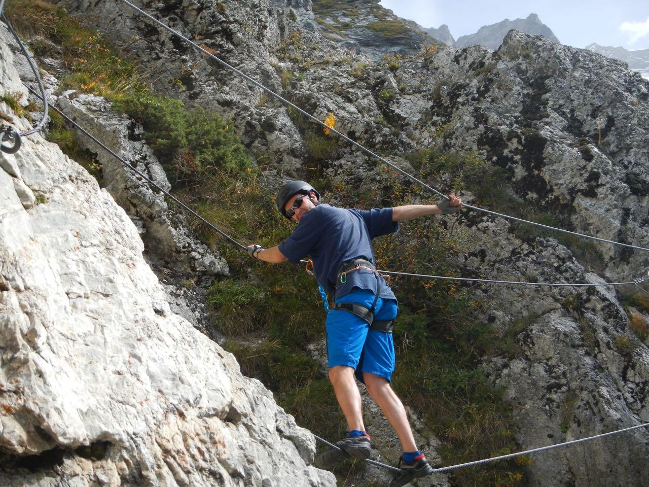 Peisey-Vallandry-via-ferrata-020-Dolomites