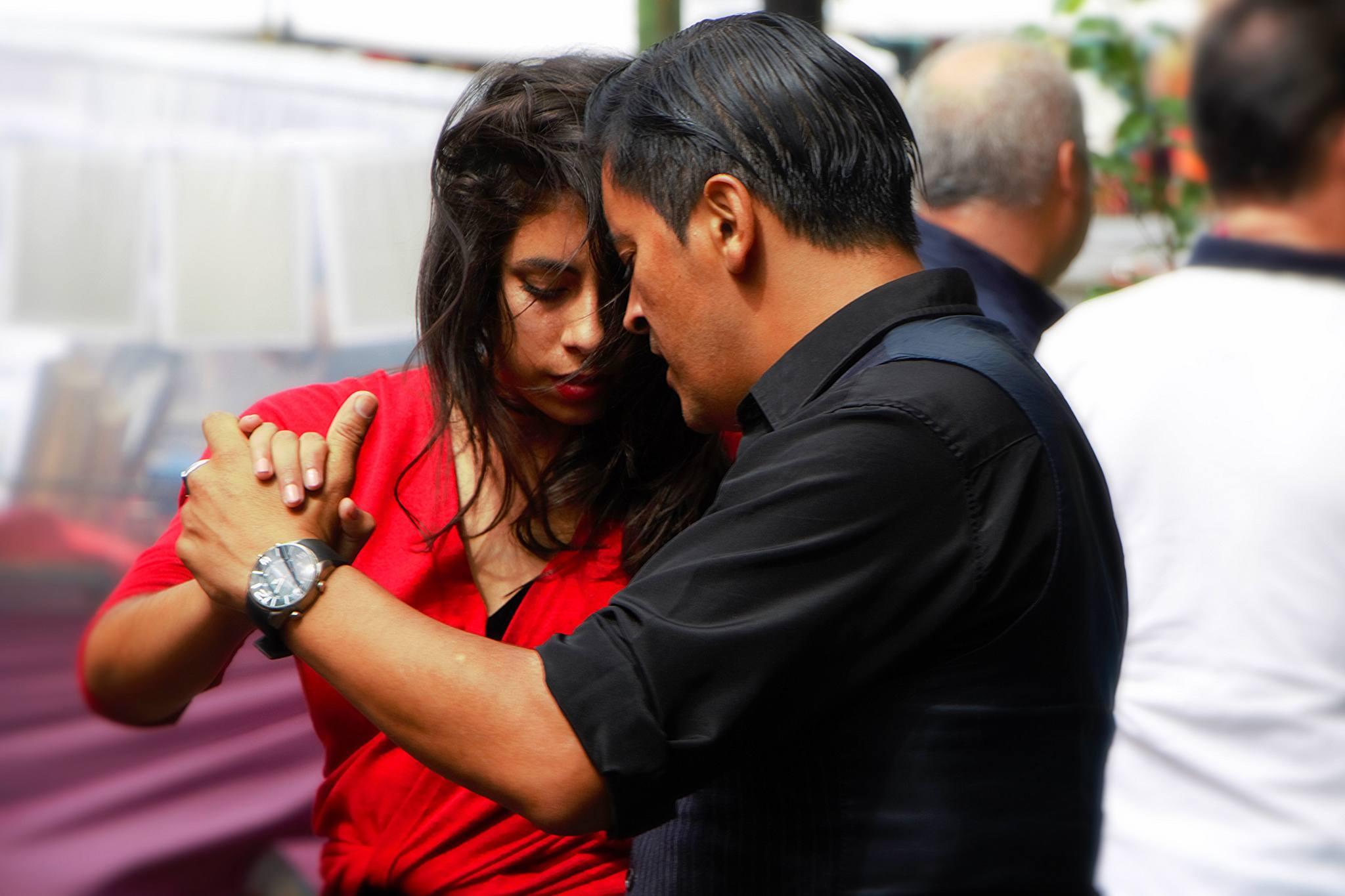 Tango in La Boca. Buenos Aires, Argentina. Photo: Flickr Juan Antonio F. Segal