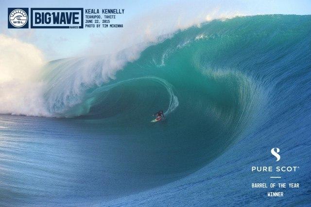 Big wave awards