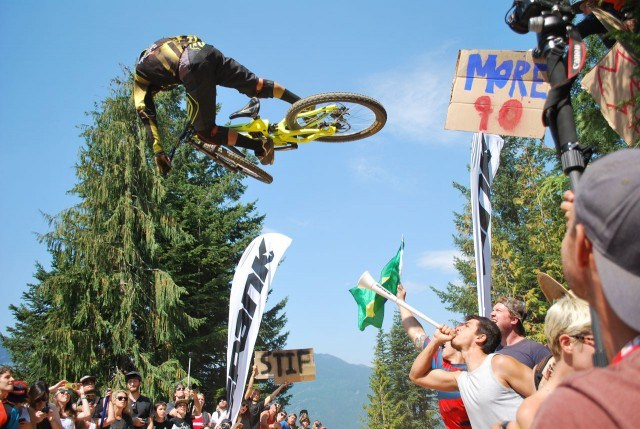 Rad Days: A Local's Guide to Crankworx Whistler