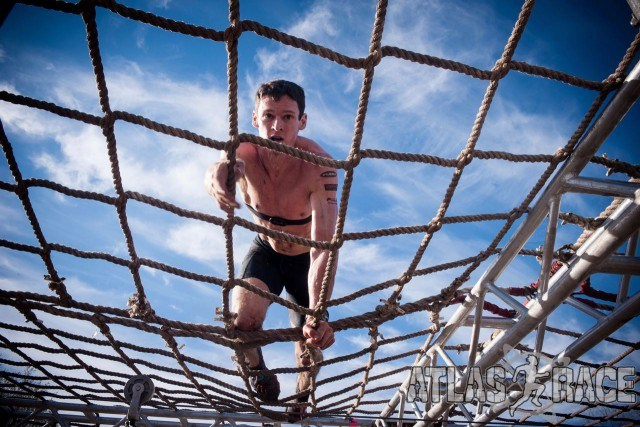 Training for obstacle races with two-time Warrior Dash World Champion Max King