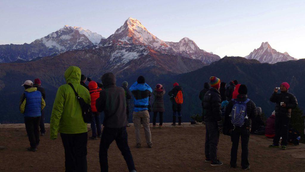 Ghorepani Poon hill trek one of the 10 best treks in Nepal