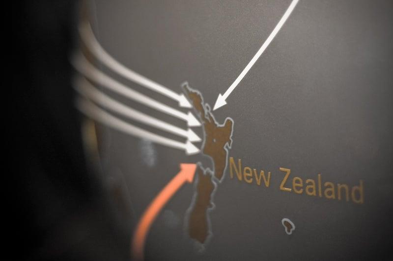 camper van tour of New Zealand