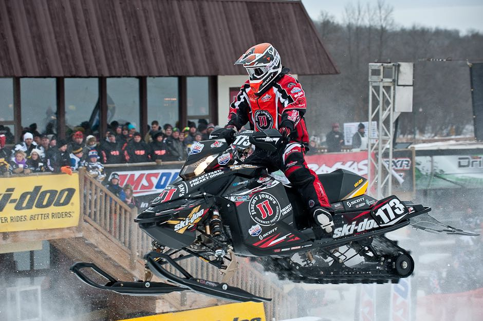 Snowcross one of the best winter extreme sports