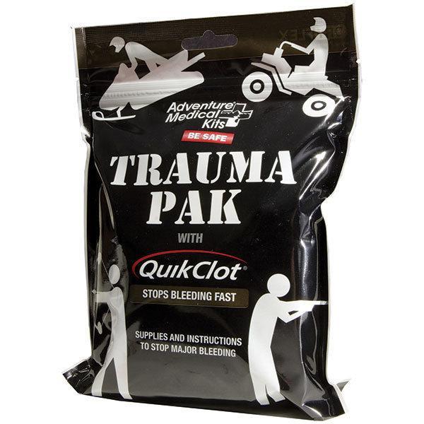 Christmas Gifts Trauma Pak w QuikClot3. Photo: endgameshop.com