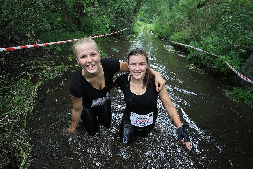 Work as a team in your first adventure race. Photo credit: Ministry of Foreign Affairs of the Republic of Poland