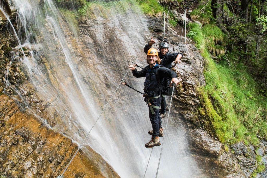global degree filmmaker andrew santos in Interlaken, Switzerland the Best town for adventure