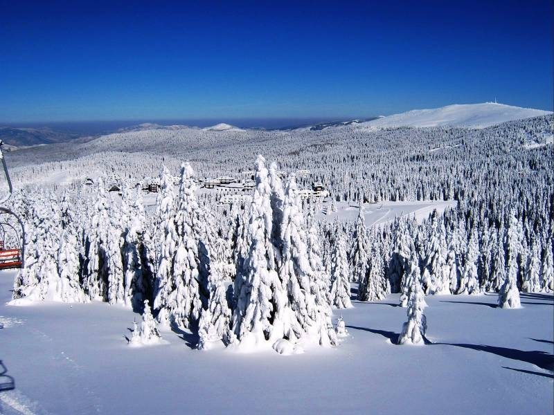 kopaonik ski resort serbia. Photo credit banjeusrbiji.com