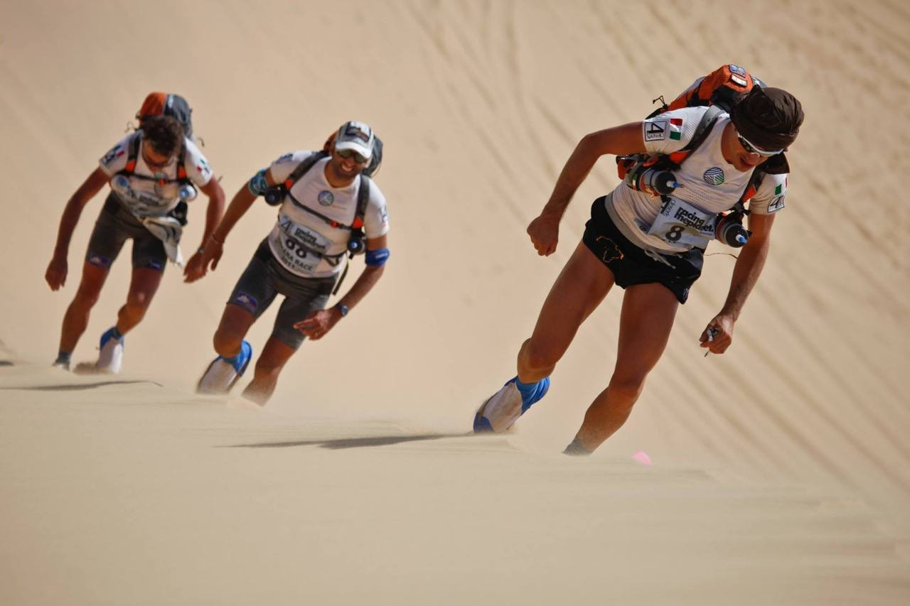 The 4 Deserts Grand Slam, A Series of the World's Toughest Endurance Races
