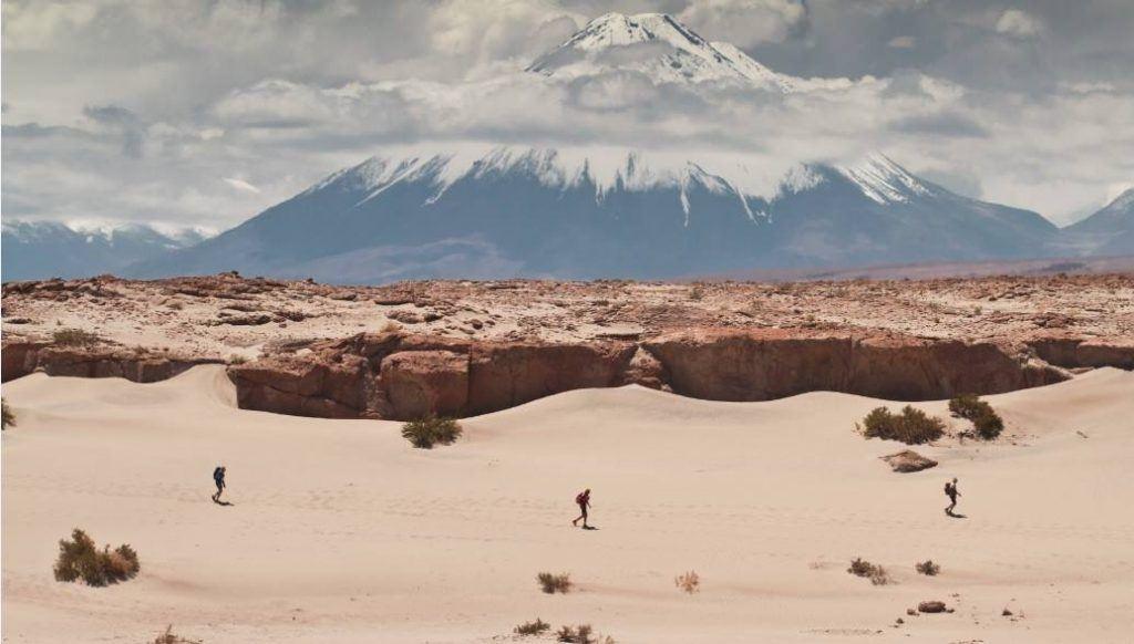 Atacama Crossing part of the 4 Deserts Gran Slam. Photo Credit: 4Deserts