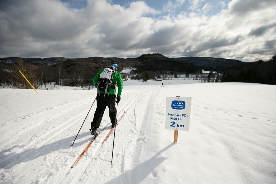 Canadian Ski Marathon one of the Toughest Events in the World