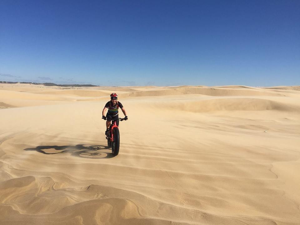 Simpson Desert Bike Challenge one of the Toughest Events in the World