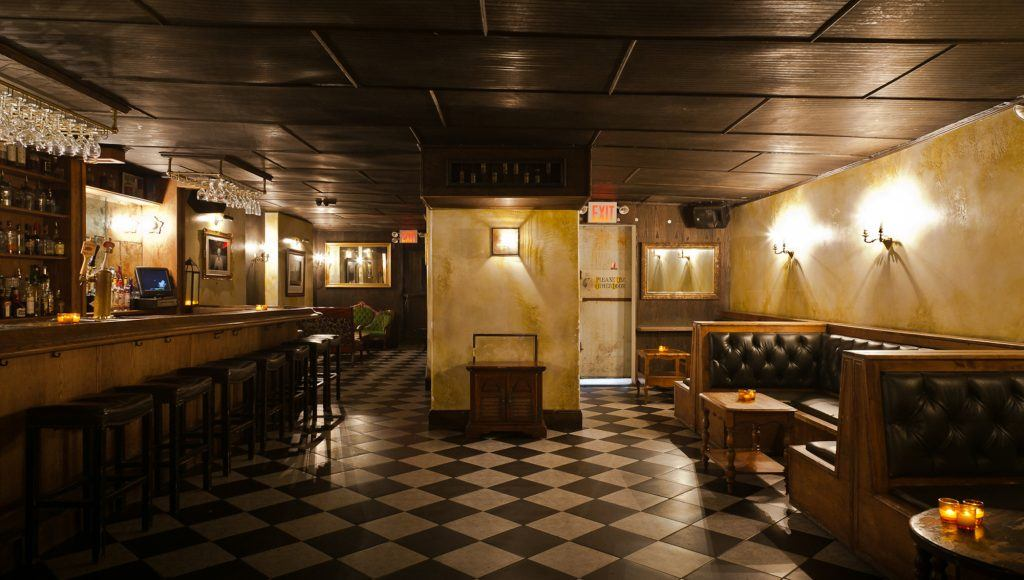 The Best Bars in New York. The Blind Barber
