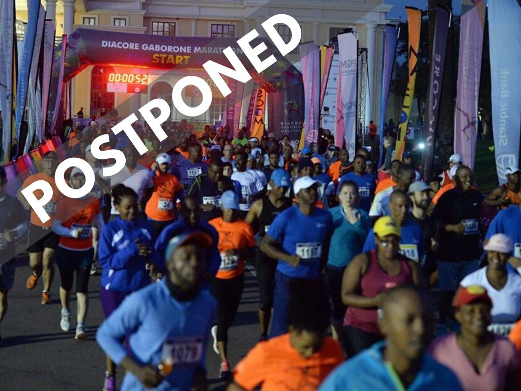 Diacore Gaborone Marathon 2020