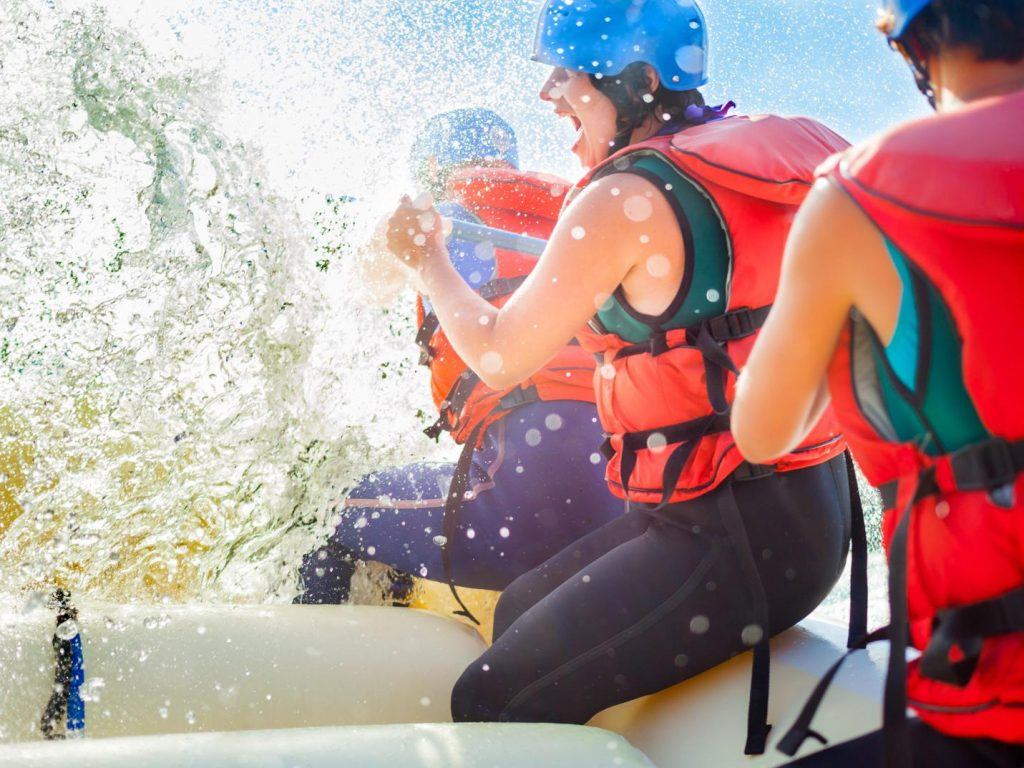 What to know about river rafting in Kumsheen