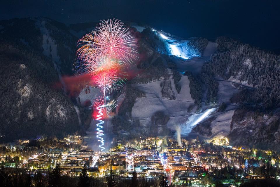 Winterskol party time in Aspen. Photo credit: Aspen -Snowmass vs A-Basin