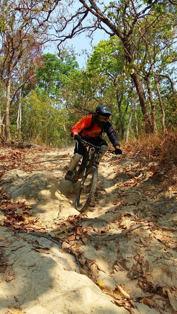 Down the trails mountain biking in thailand