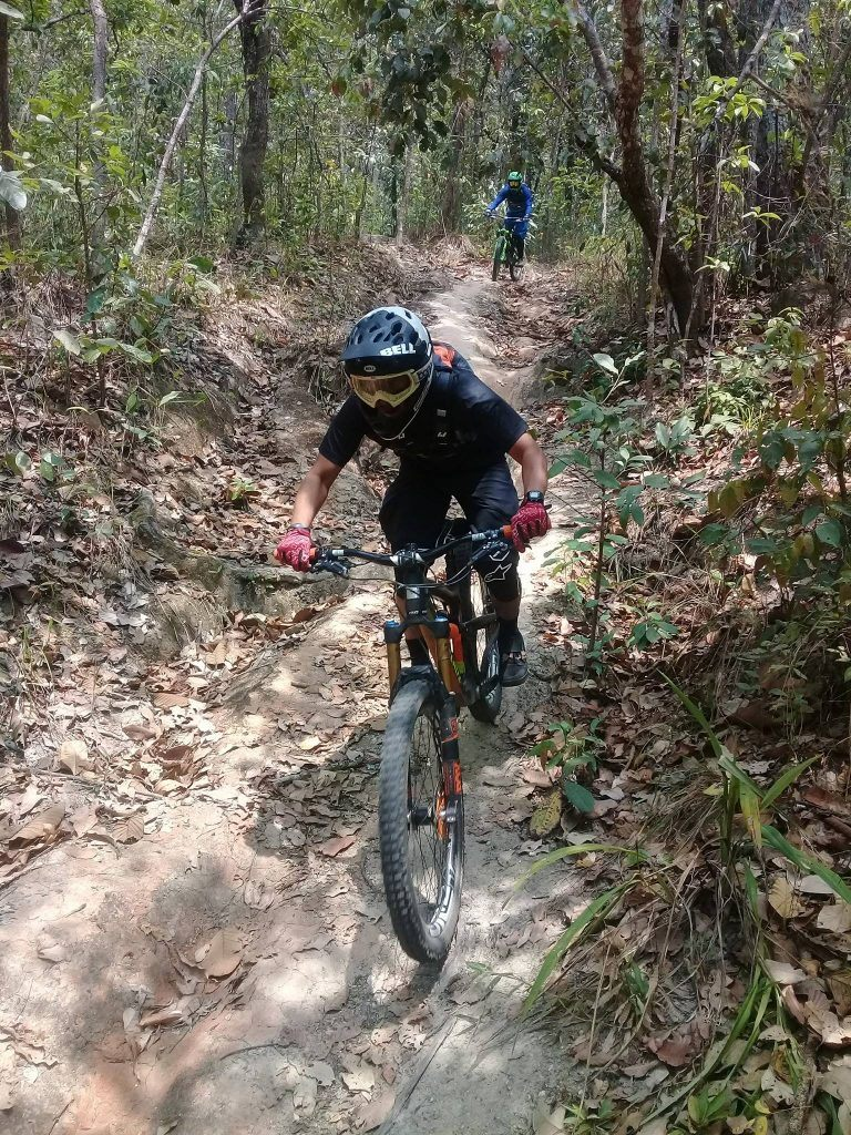 when is the best time of year to go Mountain Biking In Thailand