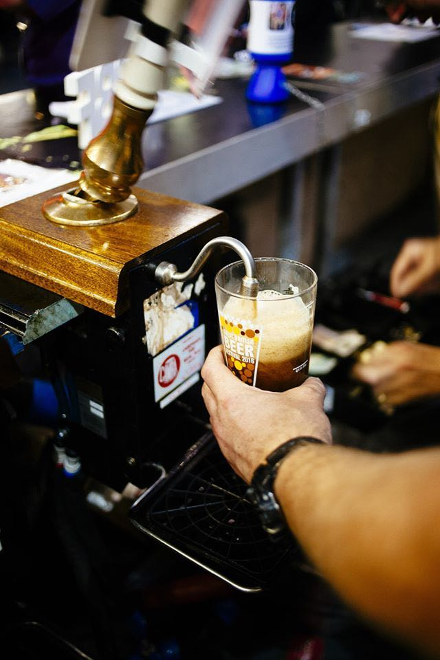 Great British Beer Festival in London, one of the best drinking festivals in the world