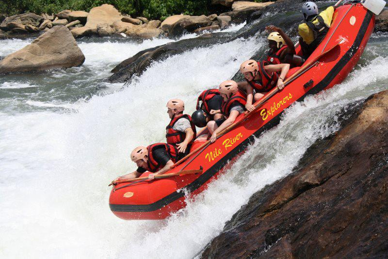 Nile river rafting one of the greatest african adventures