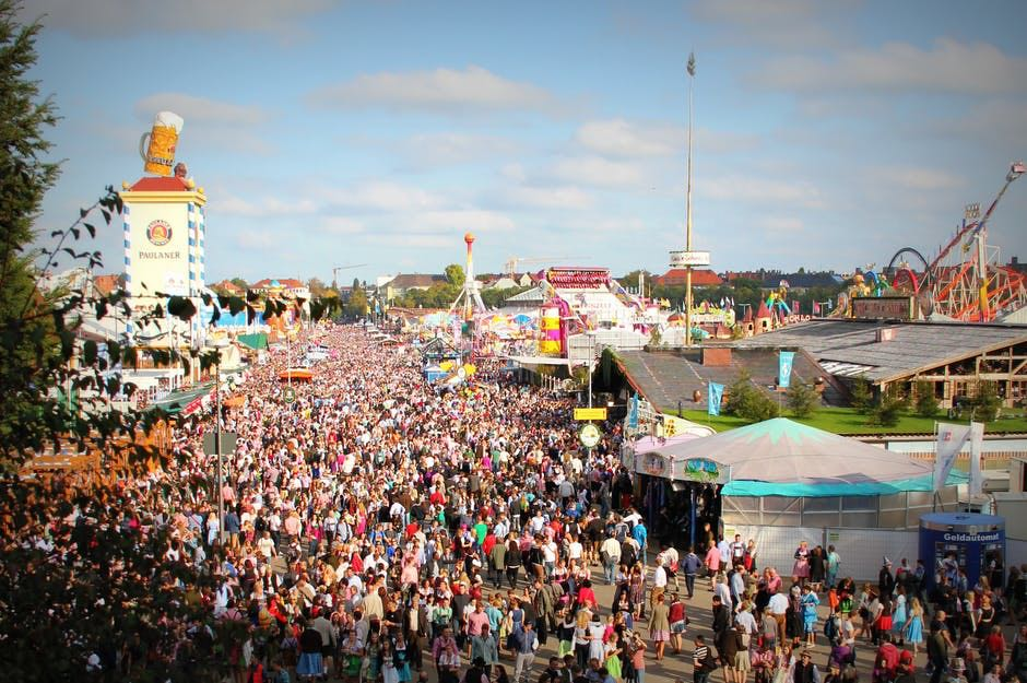 Oktoberfest in munich germany one of the best drinking festivals in the world