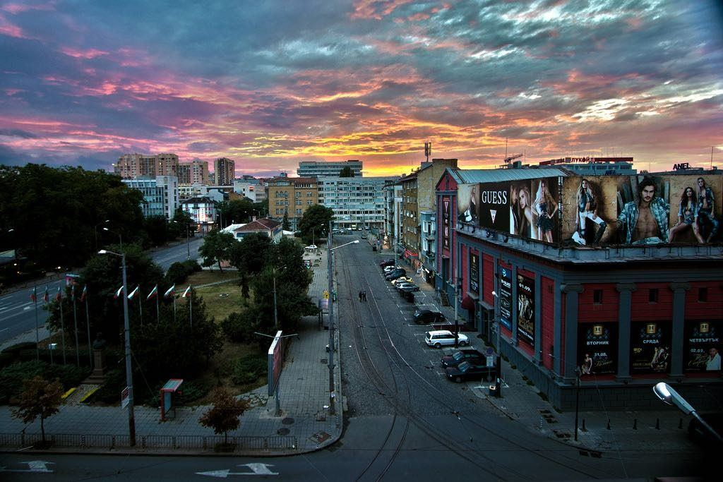 Sofia, Bulgaria only 70 km from Borovets Ski Resort