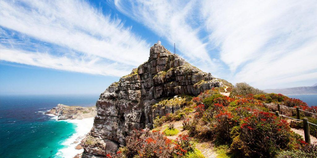 Mountain biking on table mountain national park one of the best African adventures