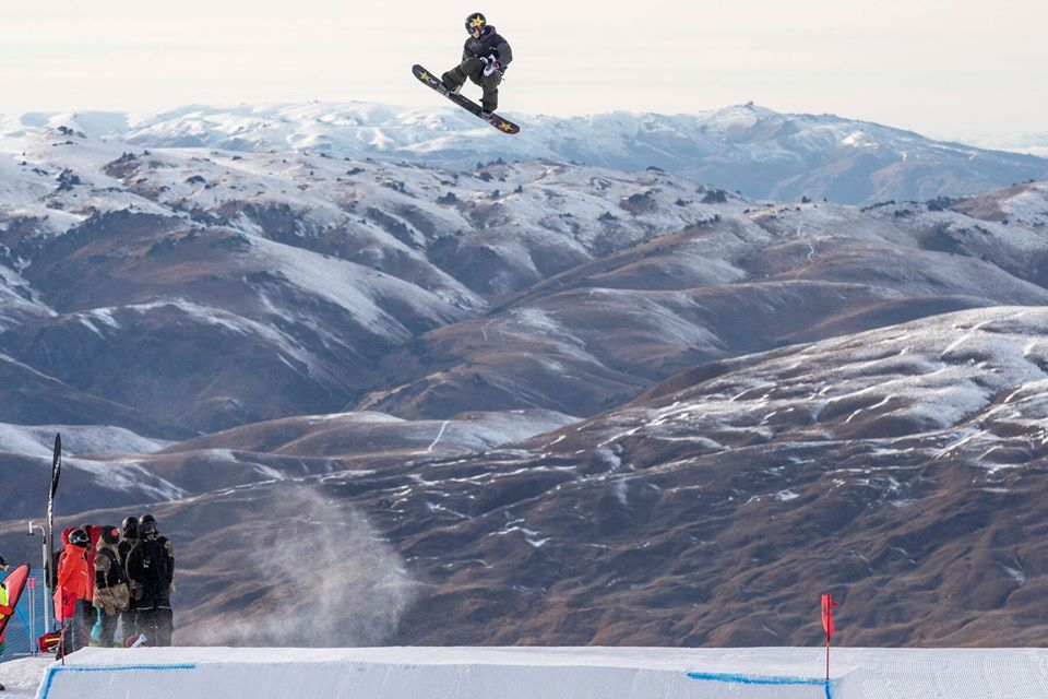 Winter Games NZ skiing and snowboarding