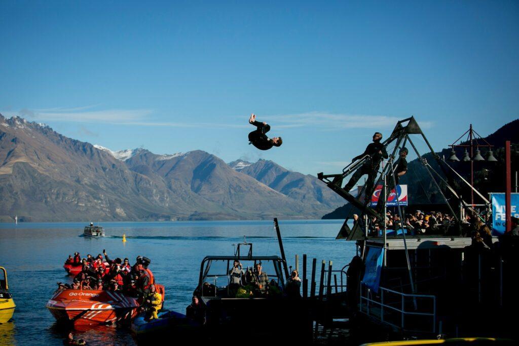 Queenstown Winter Festival in New Zealand