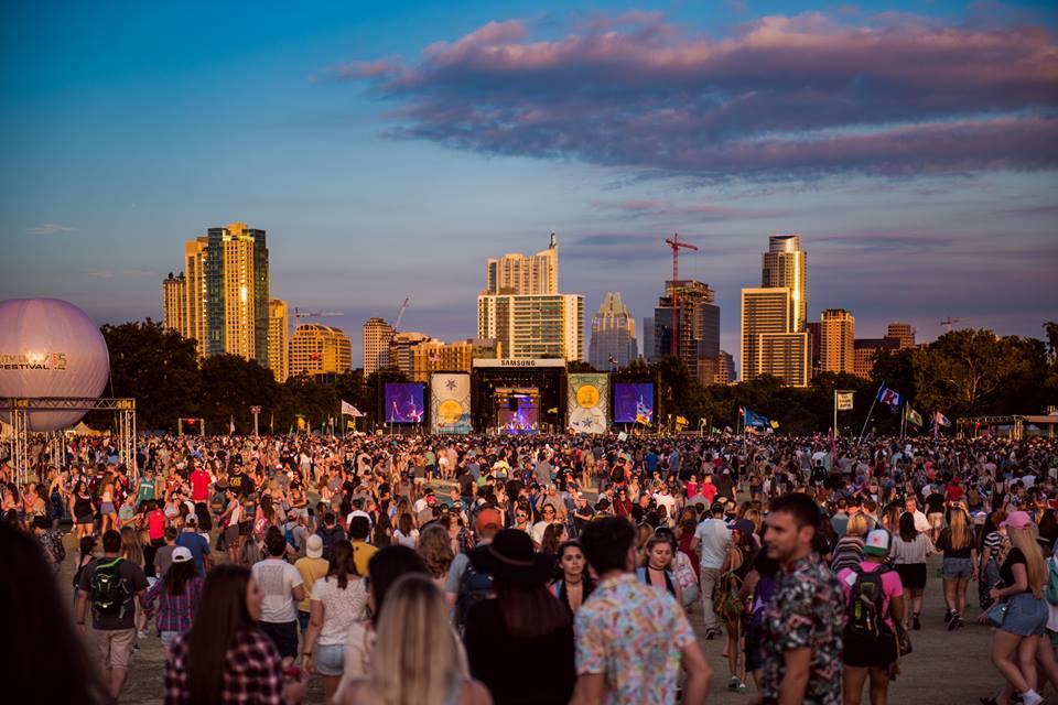 Austin City Limits one of the best festivals in Austin