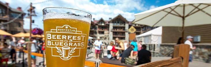 Beerfest & Bluegrass beer Festival, Northstar California
