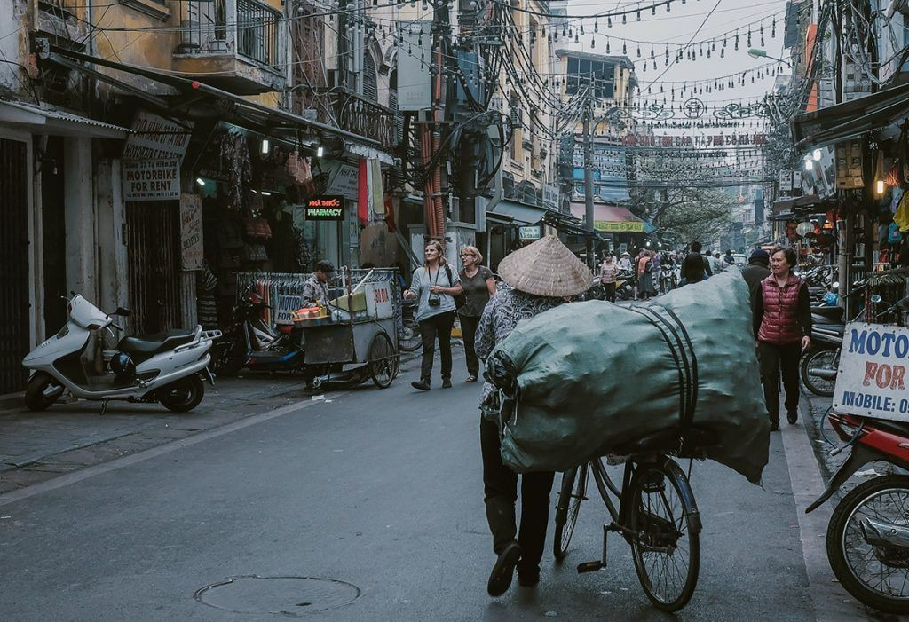 Guide to Vietnam discover the streets of Hanoi