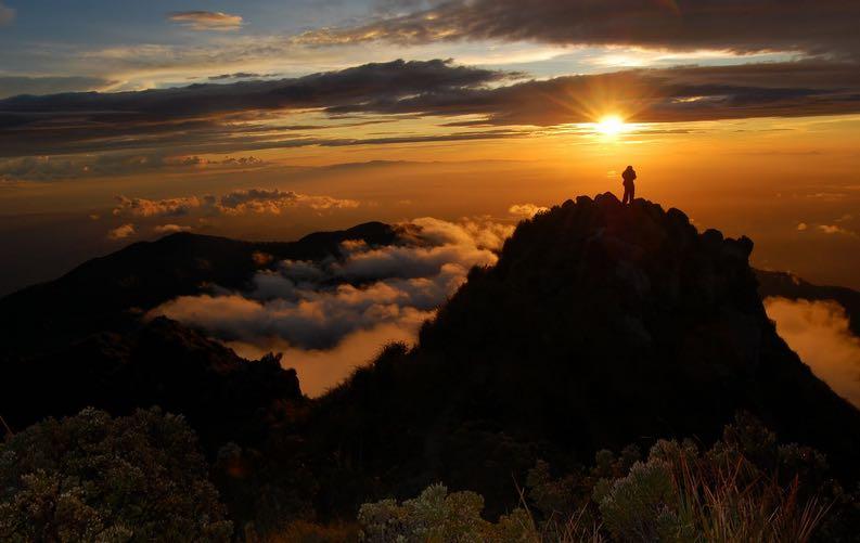 Island adventures climbing Mount Apo in the Philippines