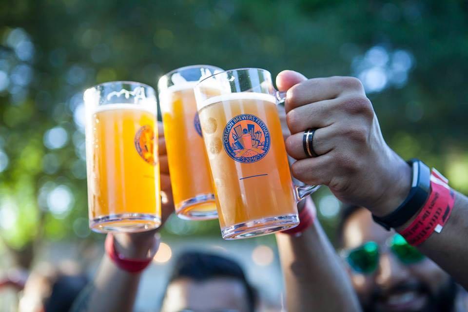 Oregon Brewers Beer Festival