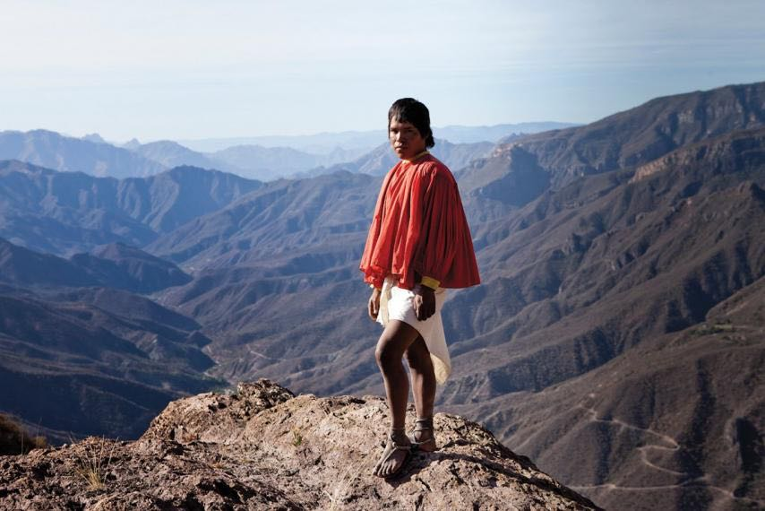 run in north america with Running with the Tarahumara, Mexico