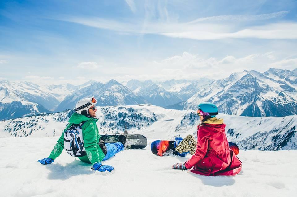 Snowbombing Winter ski festival