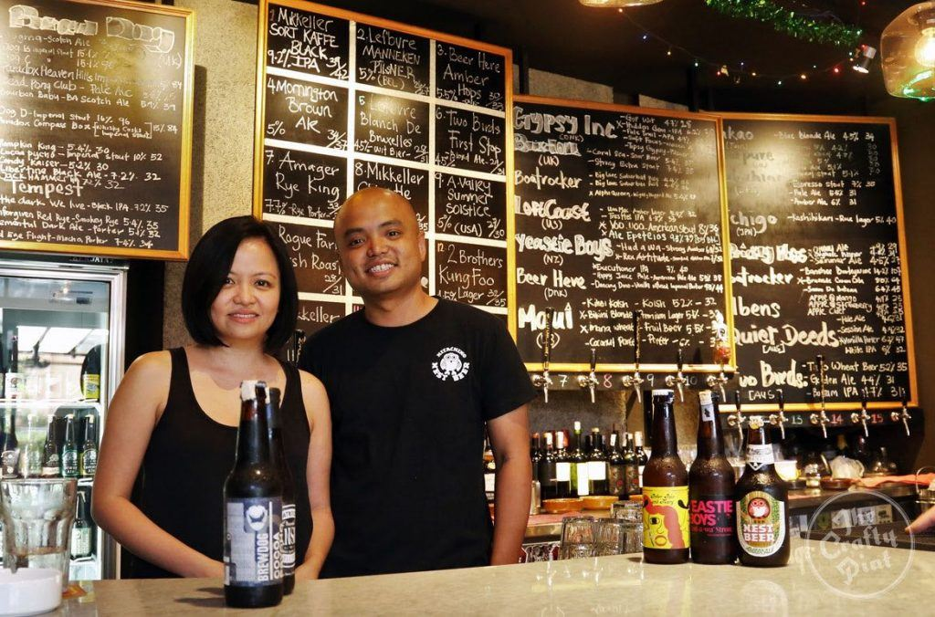 best bars in kuala lumpur ales and lagers