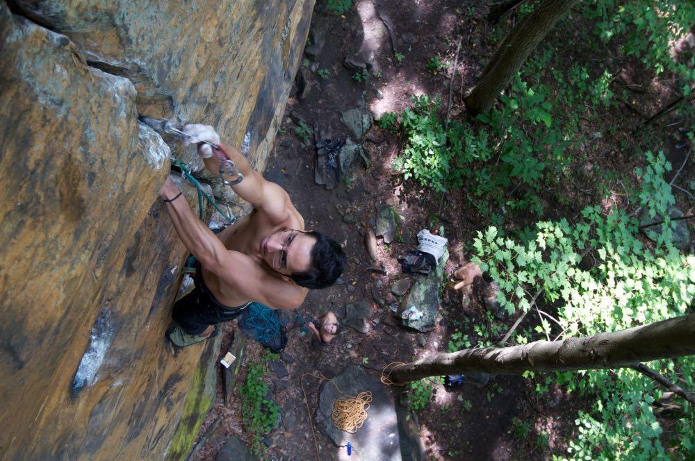 HomoClimbtastic climbing festival