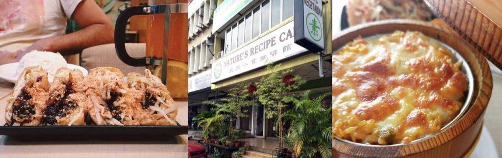 Natures recipe Food Gems In Kuala Lumpur