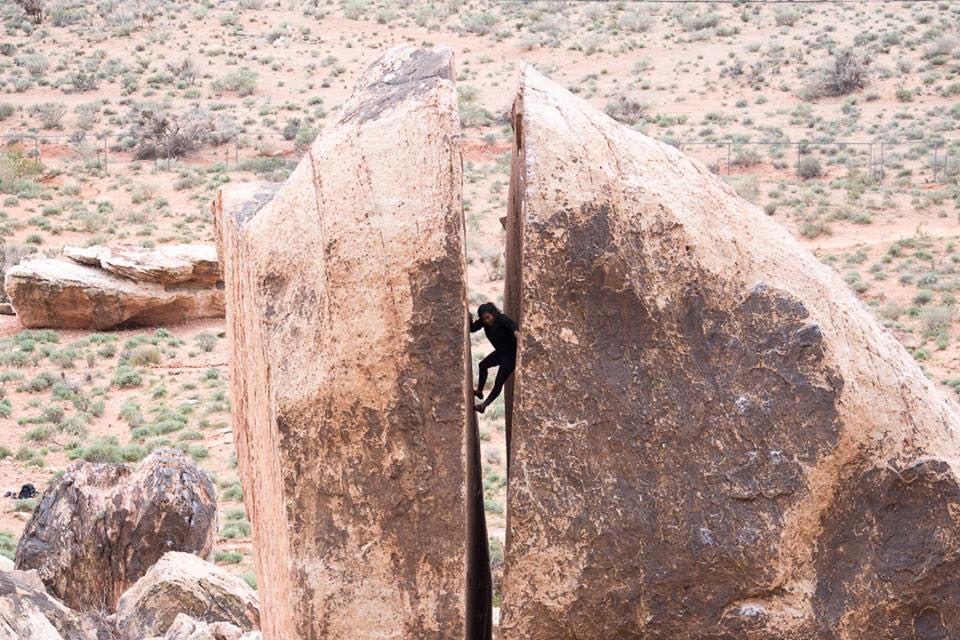Climbing festival Red Rock Rendezvous