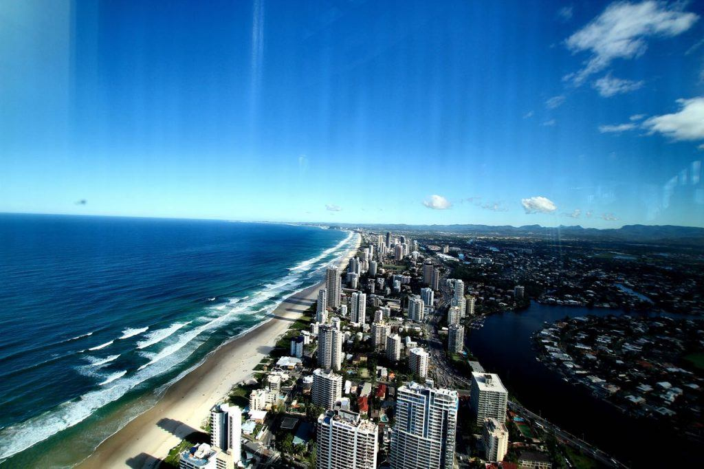 surfing newcomers perfect place to learn to surf at surfers paradise