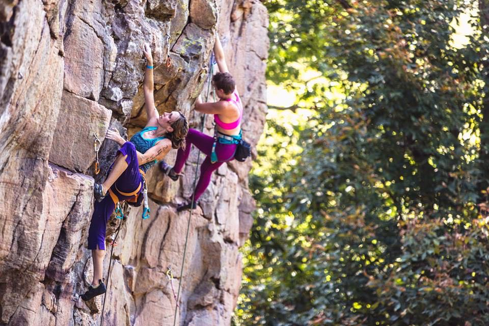 Horseshoe hell climbing festivals in the US
