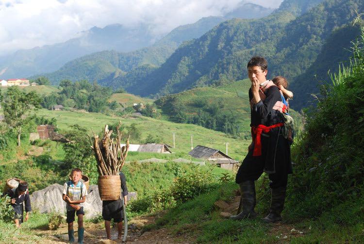 Guide to Vietnam go trekking in Sapa