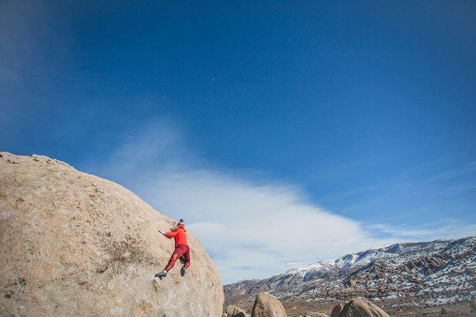 Women's Climbing Festival