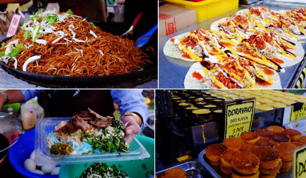 market street food gems in Kuala lumpur