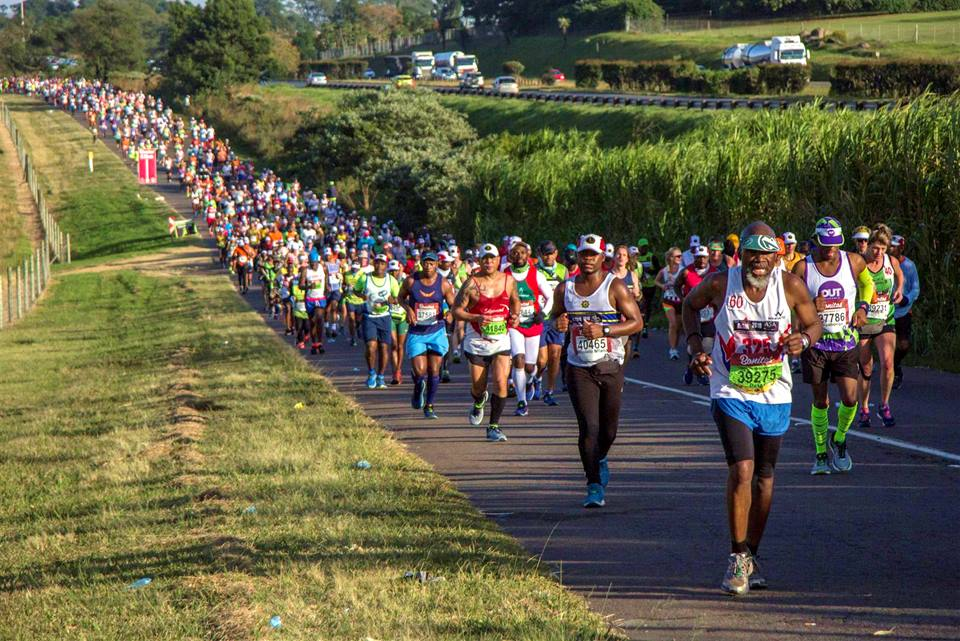 Comrades Marathon the ultimate human race