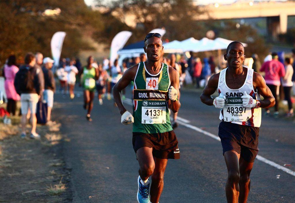 Comrades Marathon in South Africa