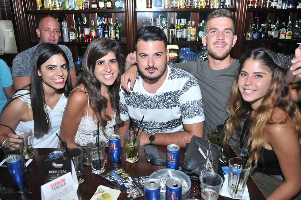best bars in Jerusalem, Dublin Irish pub
